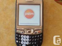 Product InformationThe Palm Treo 750 smartphone helps