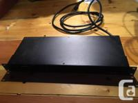 Panamax Max 4300 for sale. Works perfectly. **Rackmount