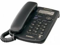 - Hands-Free Speakerphone with 12-Step Volume Control