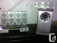 Panasonic SA-HT05 home theatre border sound system.