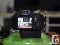Camera : lens, body, japan