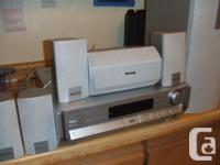 This a supper good system with power full speakers by