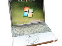 Up for Sale - Panasonic Laptop CF-W2 Ultra Portable
