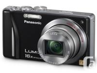 Panasonic Lumix DMC-ZS8 14.1 MP Digital Camera with