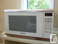 Oven capacity: 1.2 cu. ft. Cooking power: 1200 Watt