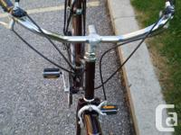 Panasonic Tourist 10, 22 inch, 10-speed, early 80s an