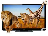 Panasonic Viera 60 inch Plasma 1080P HDTV with 3D.