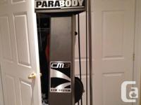 ParaBody CM3 Gym System bought from Fitness Depot