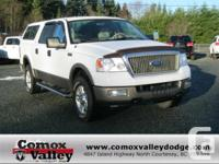 Make. Ford. Version. F-150. Year. 2004. Colour. White.