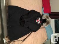 Outdoor Survival Canada winter jacket, style Nisto,