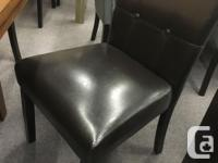 Stylish parsons dining chairs available in choice of