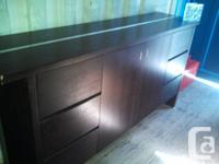 decreased $249 Console table. has a little weathering,