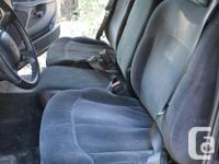 Parting out a black 2000 GMC 2wd x-cab truck. Has