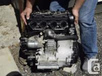 Make Suzuki Year 2008 PARTS Suzuki 2008 GSXR 600 ENGINE