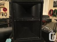 $275 for a pair of passive Network mid/hi speakers.