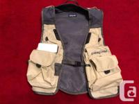 Patagonia Hybrid Pack Vest Great for fly fishing or