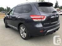 Make Nissan Model Pathfinder Year 2014 Colour Grey kms