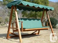 I can deliver or meet up Patio Swing Chair Convertible