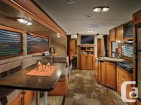 The Patriot Edition 26DBH travel trailer by Forest