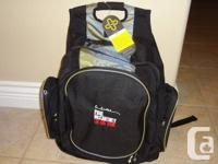 Paul McCartney hand stitched quality back packs (2) all