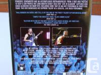 For Sale: Paul Rodgers Live in Glasgow DVD. Viewed