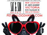 Pet-A-Palooza� Victoria's presenting sponsor