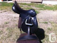 Gorgeous Passier Paxton saddle available. It has a