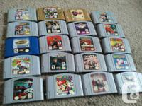 I am BUYING today your collections of Old Video games.