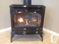Sapphire FIFTY, DV450L propane gas complimentary