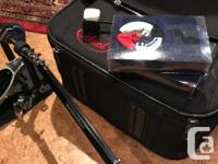 Looking to trade my Pearl P-2002C double pedal for the