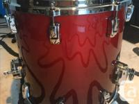 """From the Pearl website: """"What if each drum in your drum"""