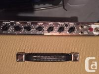 I have a a barely used Peavy Classic 30 112 30 Watt