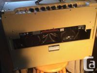 !!!JUST REDUCED!!! Peavey Classic 50 / 212 guitar amp.