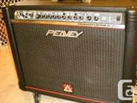 Peavey Supreme Transtube ONE HUNDRED watt guitar