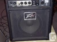 Peavey MAX 158 Amp  View this weekend 9:00 - 4:30 Table