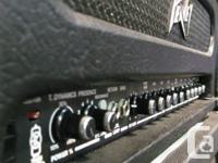 Peavey Supreme Transtube 100 watt guitar amplifier