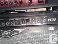 FS: Peavey ValveKing VK212,100 watts RMS (2x12 combo)