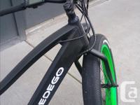 Under 400 kms, never ridden off road.Excellent