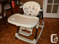 The Peg Perego Prima Pappa Best High Chair provides the