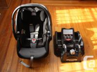 Peg Perego SIP 30/30 Infant Car Seat and Base / Siege