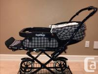Peg Perego stroller / carriage. In excellent condition