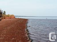 PEI WATERFRONT ACREAGE  - 4.3 acres of lowbank walk on