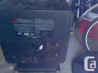 US Stove company Pellet Stove model 5660 (from 2004)