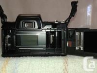 Camera items: 1- Pentax Camera SF-10 Price: $50 2-