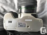 Pentax *istDL in excellent condition with 18-55 lens