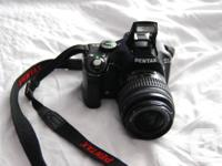 Selling my Pentax k-m (also known as K2000) body with
