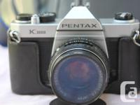 Photography Student Deal--Vintage Film Cameras includes