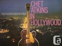 Chet Atkins: In Hollywood (RCA Living Stereo) $60. Glen