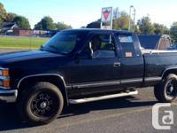 Mint 1998 Chevy Silverado Converted last spring to