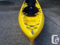 Great lake Tandem Sit-on-Top Kayak New cost is about